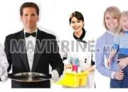 Photo de l'annonce: employées de maison polyvalentes