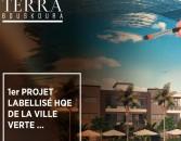 Terra Bouskoura, 1er projet labellisé HQE de la ville verte – Bouskoura