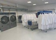 Photo de l'annonce: Local industriel équipé de machines pour blanchisserie industrielle à Zenata
