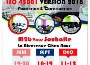 Photo de l'annonce: Formation ISO 45 001 version 2018