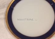 Photo de l'annonce: Service de table de luxe de la marque : Leander 1946 RGK China of Boheme