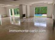 Photo de l'annonce: Villa neuve et moderne avec chauffage central et piscine à Souissi