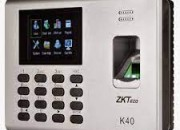 Photo de l'annonce: Pointeuse biométrique d'empreinte digitale avec une fonction de contrôle d'accès K40